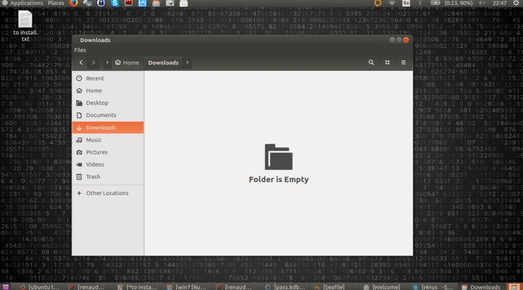 Ubuntu 16.10 desktop gnome fallback