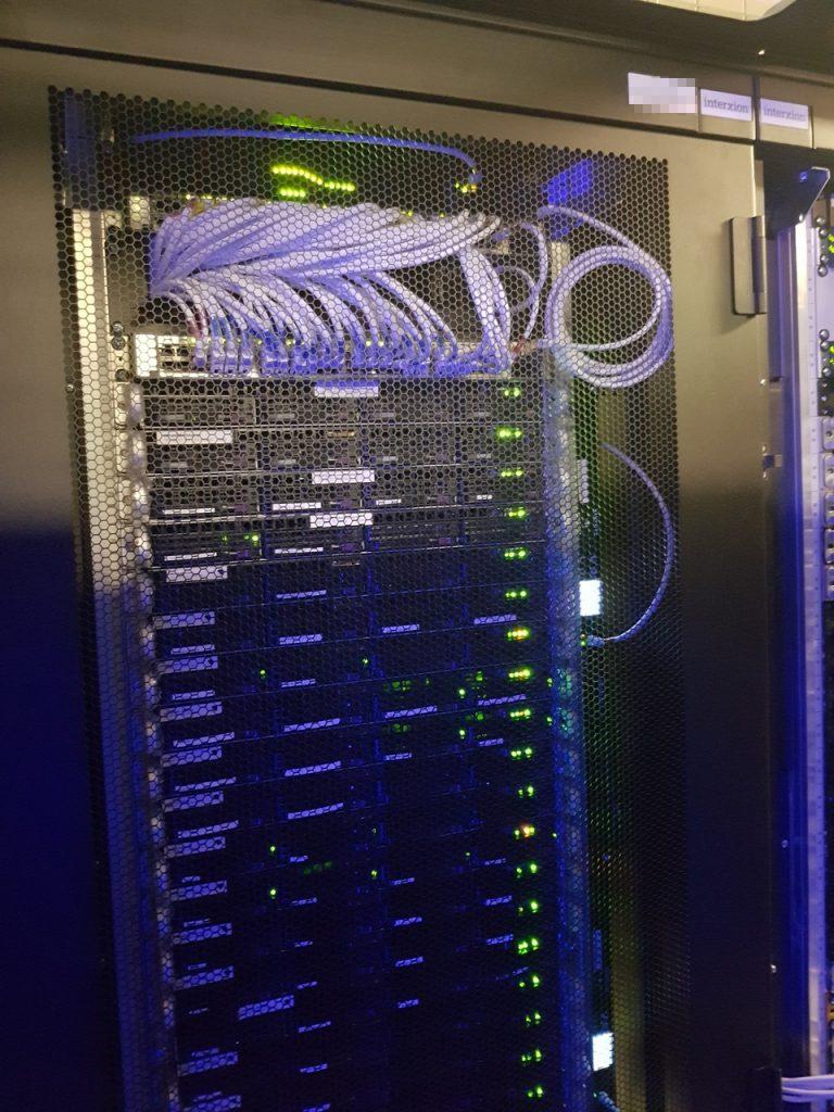 Serveur et réseau colocation Bruxelles